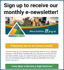 Sign Up for AO E-News