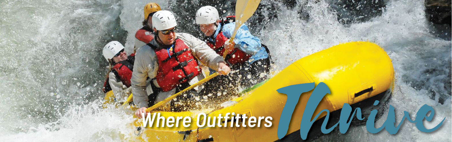 Guided Whitewater Rafting