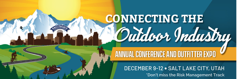 Connecting the Outdoor Industry Banner