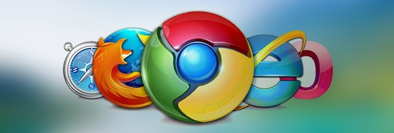 top 5 web browsers